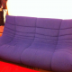 Plush 2-3 Person Sofa (¥5,000)