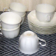 Noritake Fine Bone China Cups and Saucers