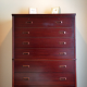 Japanese dresser/drawers for sale