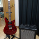 PRS SE Custom guitar and Roland Cube amp set